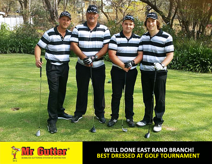 Well done to our East Rand Branch!